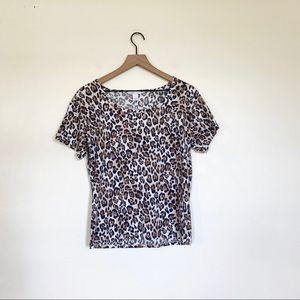 Victoria secret cheetah print